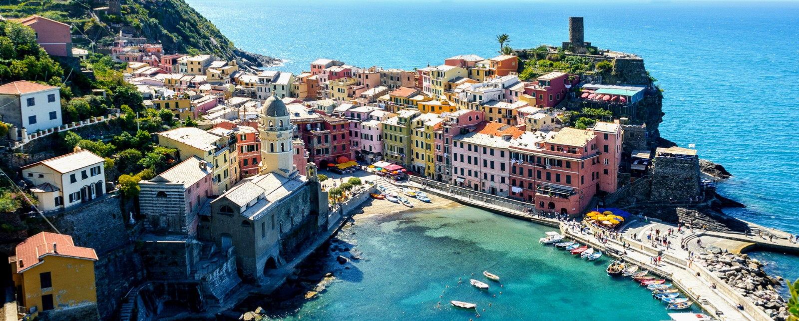 Armanda affittacamere and Casa Giamba Bed & Breakfast - Vernazza, Cinque Terre (SP) - Italy